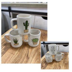 rae dunn double side mug, price for 1